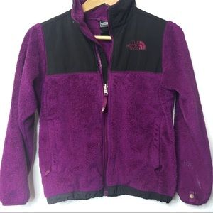 The North Face Medium 10/12 Girls Coat Jacket PLAY